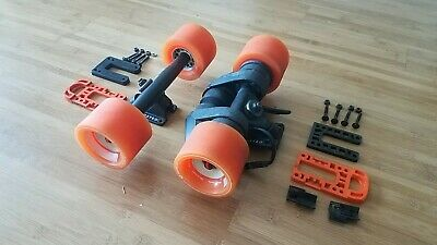 Works with V2//V3//MiniS/&X//Stealth BRAND NEW Genuine Boosted Board Skid Plates