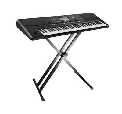 PrimeCables® Pro Adjustable Music X Style Keyboard Electronic Piano Stand