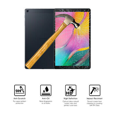 """Protector Glass Tempered Samsung Galaxy Tab A 10.1 """" (2019) SM-T510 T515"""