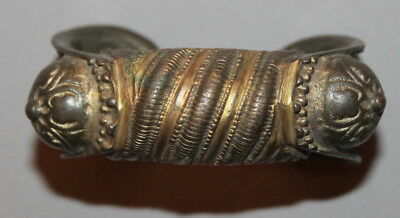 Antique Greek Bronze Fertility Hand Made Bracelet