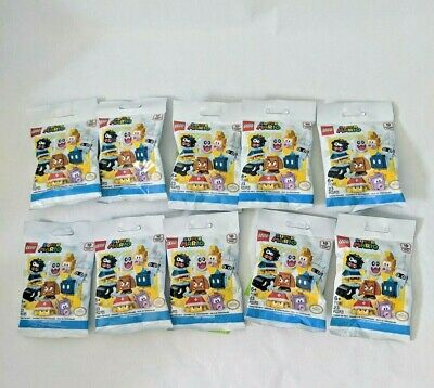 COMPLETE LEGO 71361 Super Mario Character Packs - Mystery Figure Packs *IN HAND