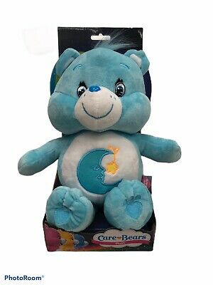 "CARE BEARS plush BEDTIME BEAR 12"" soft toy cuddly - NEW! ***"