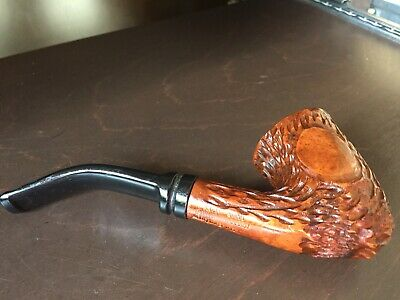 Pipe Tobacciana Dr GRABOW {Meerschaum Lined} Made in ITALY Very Good Cond