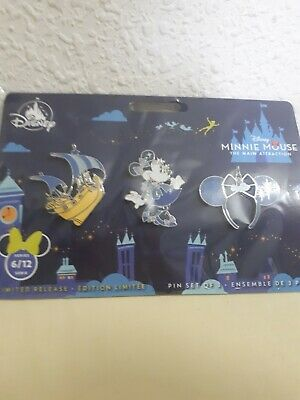Disney Minnie mouse the main attraction Pin's junio june 6/12