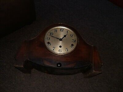 Wooden Mantle Clock Spares And Repairs