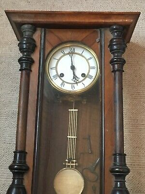 Antique Wall Clock - in need of renovation