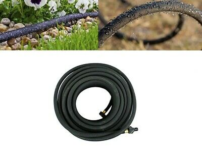 Porous Pipe/ Soaker Hose/ Leaky Pipe - Watering Pipe Lawn All sizes up to 200m