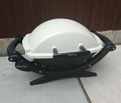 Weber Q140 Electric BBQ Barbeque Grill