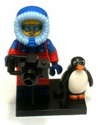 NEW LEGO Wildlife Photographer Series 16 FROM SET 71013 COLLECTIBLES col16-7