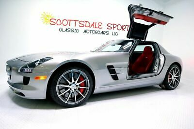 2012 Mercedes-Benz SLS AMG Gullwing * ONLY 4K Miles...Rare!! 2012 MBZ SLS AMG Gullwing * ONLY 4K MILES * RARE COLORS * RARE OPTIONS * AS NEW!