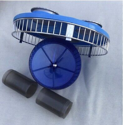 Spare Rotastak Roof With Integral Wheel, For Hamster Cage