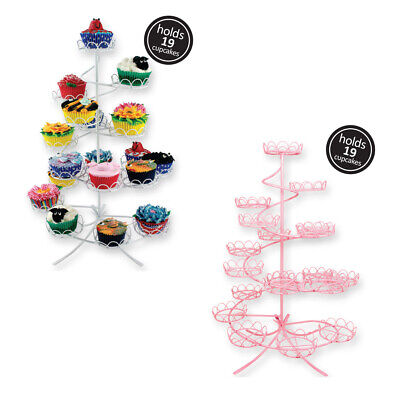 PME Coated Wire Cupcake Cake Stand Display Birthday Party Decoration Holds 19