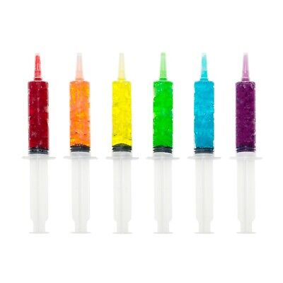 Pack of 30 - Jumbo 2.5oz Party Jello Shot Syringes by Wild Shots! - US Seller