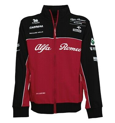 Alfa Romeo Racing Men's Team Sweatshirt - 2020