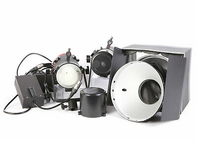 RPS Studio RS-5520 High Power 50W LED Light Kit With Carry Bag - EX