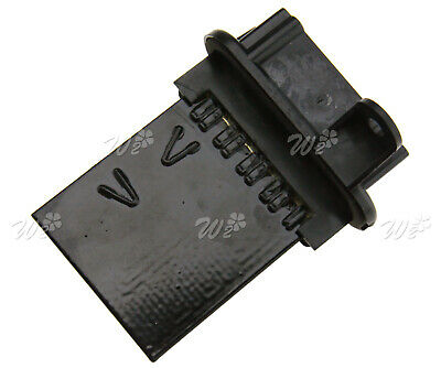 02 07 Car Control Heater Module Blower