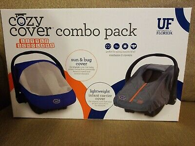 Cozy Cover Combo Pack-Orange Sun /& Bug Cover /& Lightweight