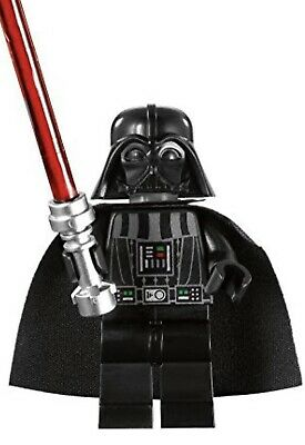 Darth Vader Star Wars Minifigure Construction Toy Lego Compatible UK Stock