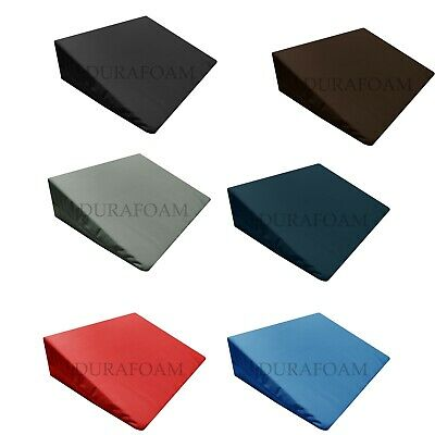 DURAFOAM™ - Wide Bed Wedge with Removable Waterproof Zipping Cover
