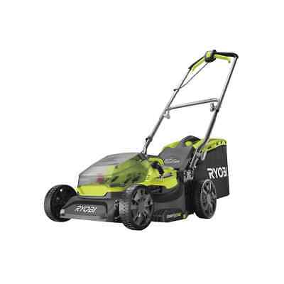 Tondeuse RYOBI 18V LithiumPlus Brushless coupe 37cm - 1 batterie 5,0 Ah - 1 cha
