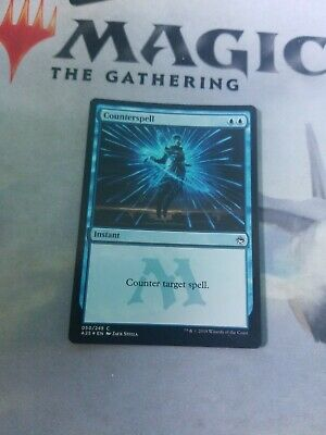 Magic the Gathering MTG Counterspell Masters 25   LP FOIL