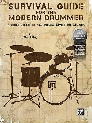 Jazz Brushes for the Modern Drummer Drum Instruction Book with Media 000298188