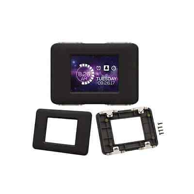 Lcd Display Bezel Black