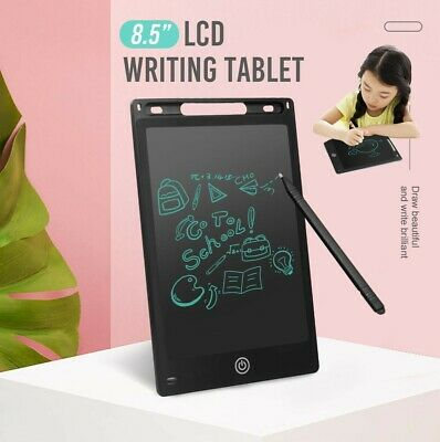 """6.5/'/' 12/"""" inch LCD Writing Drawing Tablet Pad eWriter Notepad Boogie Board Kids!"""