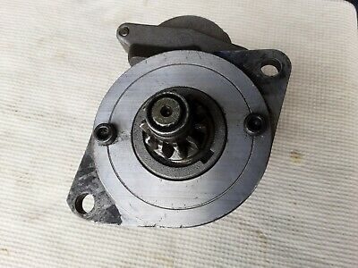 Wosp starter LMS008.11 tooth. Suit Ford pre-xflow BDA Twin cam 1.0kw. Late Mini