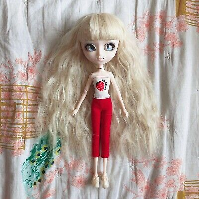 Red Martin Boots D26 fits Pullip blythe barbie momoko
