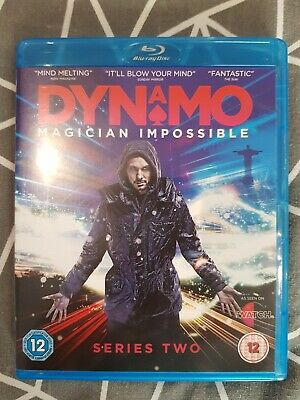 Dynamo Magician Impossible Series Two Blu ray 2011