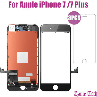 For iPhone 7 7Plus LCD Touch Display Screen Digitizer Replacement+9 In 1 Tools
