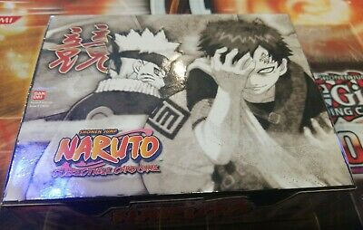 Sealed x 3 The Path to Hokage Booster Pack 3x Naruto Collectible Card Game