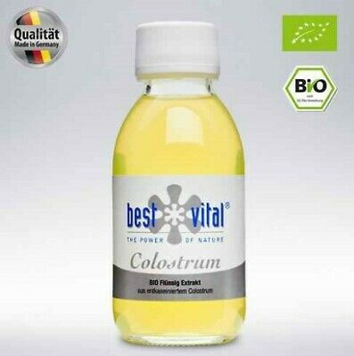 Best Vital Bio Colostrum Flüssig Extrakt 125ml