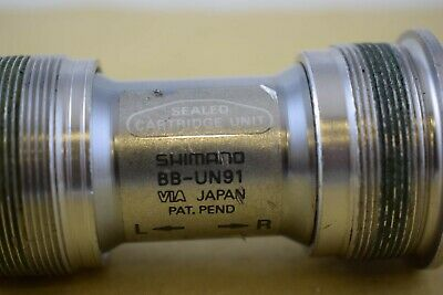 New-Old-Stock Suntour GPX Cup-n-Cone Bottom Bracket...68x113mm