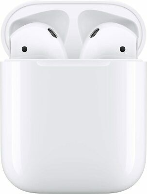 Apple AirPods Generation 2 with Charging Case MV7N2AM/A (2nd Generation)