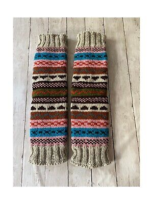Leg Warmers One Size