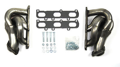 JBA 1688S Stainless Steel Shorty Exhaust Header for Ford Truck 5.0L Engine