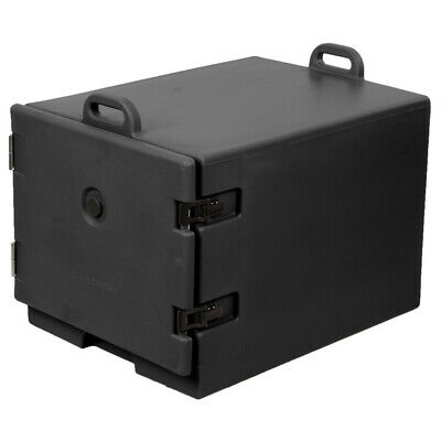 Insulated Food Pan Carrier (Black)