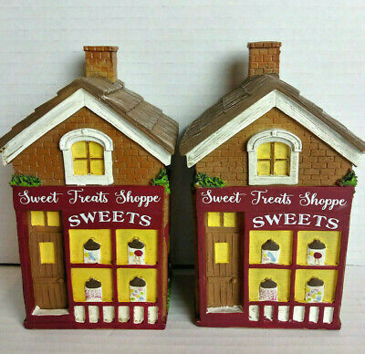 DOLL HOUSE Shoppe Hobby Stick Horse Set of 4 Dif Colors Miniature