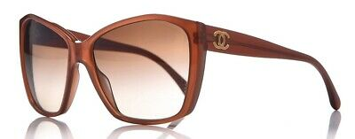 AUTHENTIC CHANEL sunglasses #5203 RED