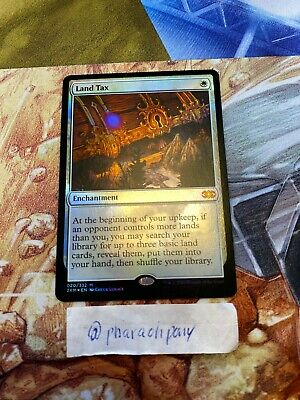 Double Masters X1 M20//332-4RCards Land Tax