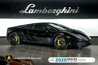 2012 Lamborghini Gallardo LP560-4 Coupe  LOW MILES!+BICOLORE SPORTIVO+BLUETOOTH+NAV+CORDELIA POLISHED+TRANSPARENT ENGINE