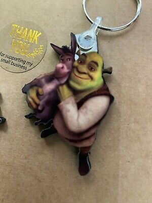 can be PERSONALISED Details about  /Sand worm Beetlejuice Keyring Pin Badge High Gloss Finish