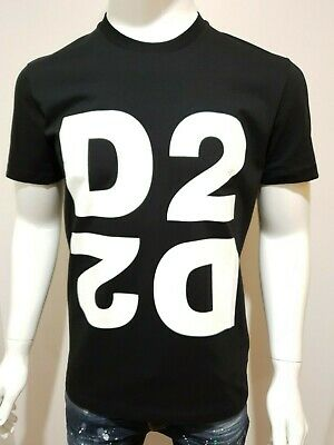 DSQUARED2 MEN'S T SHIRT - Limited Stock! Almost Sold Out!