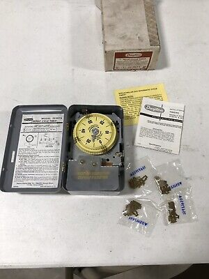 New Dayton 2E357A 1 Hour Cycle Timer 30 Second Repeat Furnace Boiler 20 Amp