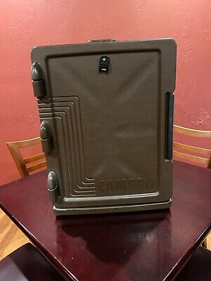 Cambro UPCS 400 Front Load Insulated Food Pan Carrier