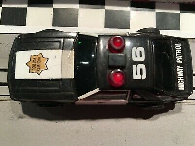 Lot of 4 Replacement Pieces Tyco Slot Car Track Transition B-5879X