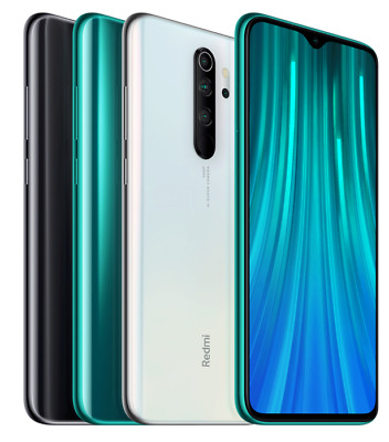 "Xiaomi Redmi Note 8 Pro 64GB 6GB RAM Dual Sim (FACTORY UNLOCKED) 6.53"" 64MP"