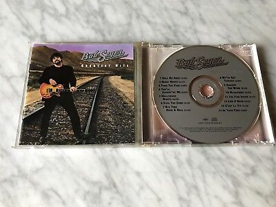 Bob Seger & the Silver Bullet Band Greatest Hits CD 1994 Capitol US Press OOP!